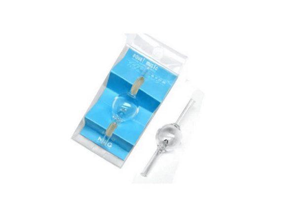 musik glas co2 diffusor